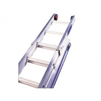 Heavy Duty Rope Operated Extension Ladders