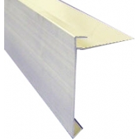 Aluminium Roof Edge Trims