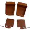 Terracotta Eave Ridge Pack (Pair)