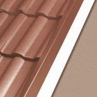 Klober Continuous Dry Verge 5mt